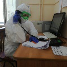Роспотребнадзор обнародовал статистику по коронавирусу в Смоленской области