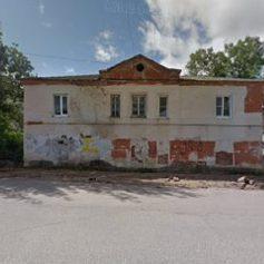 В Вязьме Смоленской области произошло новое обрушение кровли