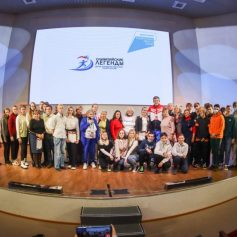 Олимпийские чемпионы провели ряд встреч в городе Смоленске