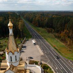 Под Смоленском отремонтировали 15 км трассы Р-120