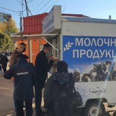 В Смоленске провели рейды против нелегальной уличной торговли