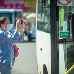 «В транспорт – только в маске». В Смоленске возобновятся проверочные рейды
