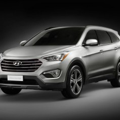 В Ватикане Mercedes-Benz ML заменили на Hyundai Santa Fe
